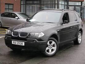 2005 BMW X3 2L DIESEL JEEP 4X4
