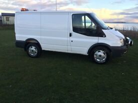 2010 FORD TRANSIT T330 4x4, one years MOT.
