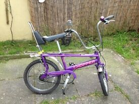 Raleigh chopper Mk3 sell or swap