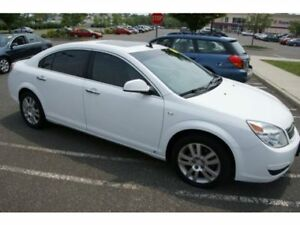 2009 Saturn Aura XE 4 cylinder 2.4 litres  (must sell asap)