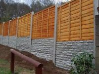 Top Quality Fence Panels Delivery Available 07400949412