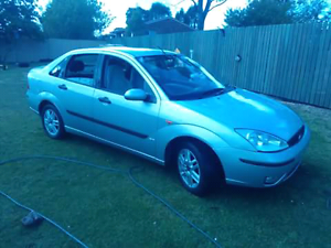 03 FORD FOCUS LR SEDAN Stanthorpe Southern Downs Preview