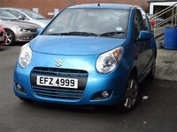 **WOW ONLY 2600 MILES ** LATE 2010 Suzuki Alto 1.0 SZ4 5dr,trade in considered,credit cards accepted