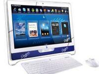 Windows 10 All-in-One Touch Screen Intel Pentium Dual Core 23 inch Screen 630GB 4GB Office HDMI HD
