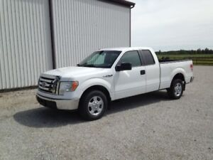 2010 F150 extended cab pick up