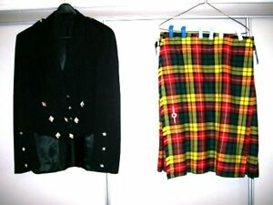 HIGHLAND DRESS WEAR