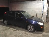 Ford Focus breaking for parts TD
