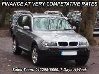 BMW X3 2.5i 2004MY SE
