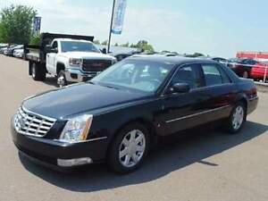 2007 Cadillac DeVille & DTS Sedan