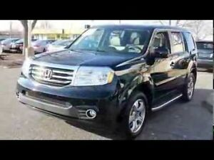 2013 Honda Pilot EXL SUV Certified and tested