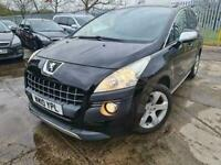 2010 Peugeot 3008 1.6 HDi Exclusive 5dr, MOT 04/02/2022, PANORAMIC ROOF, CHEAP R