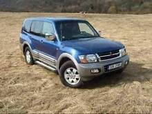 2001 Mitsubishi Pajero Wagon Make us an offer!!! Marsfield Ryde Area Preview