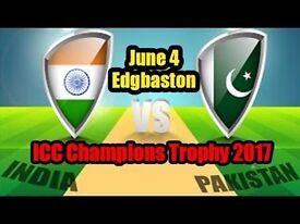 ICC - India vs Pakistan, Lowest price on the market