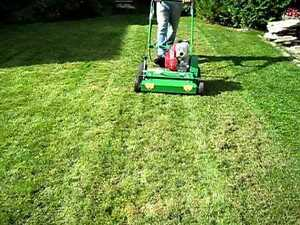 power raking service from $70