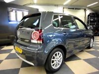 VW Polo Diesel 2009 Bluemotion Free Tax
