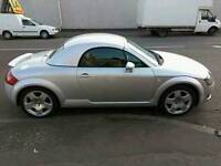 Audi TT Quattro roadster convertible 1.8 180BHP 2002 with hard top