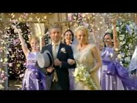 Calling all Sherlock Fans - Sherlock Bridesmaid available for your wedding.. Elementary my dear!