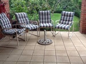 Garden furniture Outdoor setting Templestowe Manningham Area Preview