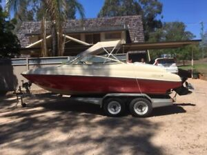 2001 Custom Built Mirage bow rider only 128hrs Dubbo Dubbo Area Preview