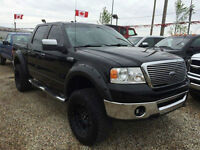2008 Ford F-150 FX4 LARIET WE FINANCE EVERYONE