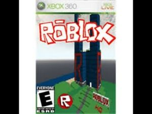 Wanted: Roblox for XBox 360