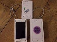 IPHONE 6- 16GB- SILVER- UNLOCKED