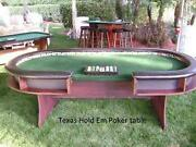 Used Poker Tables
