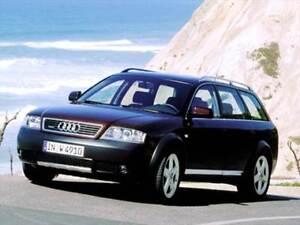 2 for 1  Audi Allroads 2003-4