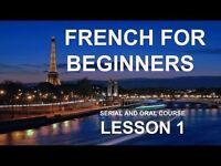 French courses for Beginners