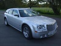 CHRYSLER 300C 3.0 V6 CRD AUTOMATIC TOUR DIESEL AUTOMATIC BRIGHT SILVER 2007 07