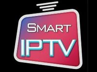 Smart iptv Samsung and lg smart TVs