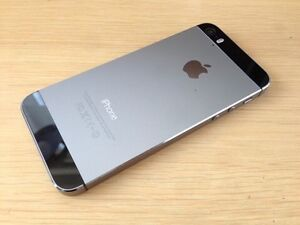 iPhone 5s space grey ROGERS