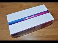 HUAWEI P10 LITE UNLOCKED BRAND NEW BOXED COMES HUAWEI WARRANTY & RECEIPT