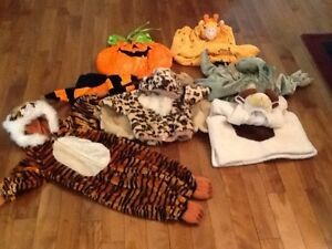 Childrens hallowe'en a costumes