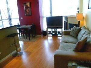 Beautiful 1 bedroom + Den condo available on Dec. 1st