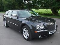 CHRYSLER 300C 3.0 CRD V6 AUTOMATIC TOUR DIESEL AUTOMATIC GAPHITE GREY 2010 10