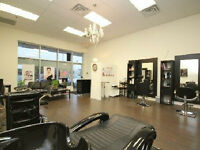 HAIR SALON & SPA FOR SALE (NEWMARKET)Generat Immediate Cash Flow