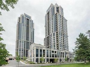 Rarely Offered 688 Sqft, Open Concept 1+ Den