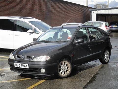 2002 Renault Megane 1.4 5 door 1 owner last off the best Megane's made