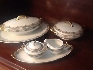 Limoges China pieces