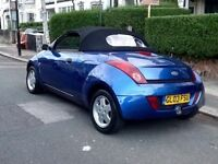 SWAPS P.X WELCOME Ford streetka low mileage