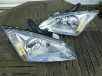 Focus ST Xenon Headlights