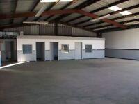 warehouse storage/self storage