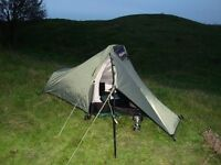 Pro Action Tiger Paws 1 man tent (New)