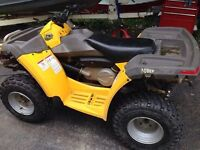 2002 Can Am Rally $1500 or trade