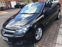 35k LOW Mileage Astra Sport 1.6 Twin Top Convertible - 1 Owner from NEW - MOT 11.5.17 - New Service!