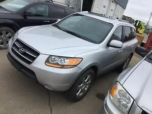 2008 Hyundai Santa Fe Limited, SUNROOF FEATURE!