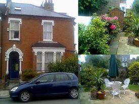 Single room in a nice Victorian house in Streatham Hill