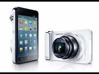 SAMSUNG GALAXY CAMERA WITH TOUCH SCREEN