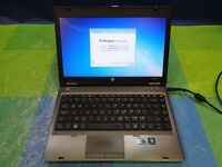 HP ProBook laptop 320gb hd 8gb ram Intel core i5 - 2nd generation processor